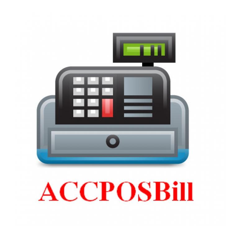 ACCPOSBill (โปรแกรมขายสินค้าหน้าร้าน POS มีเมนูภาษาไทย)
