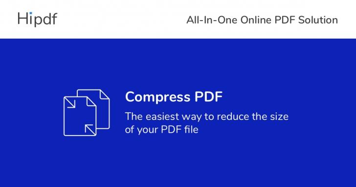 Hipdf (โปรแกรมแปลงไฟล์ PDF ผ่านเว็บ ปลอดภัย ใช้ฟรี มีเมนูภาษาไทย) :