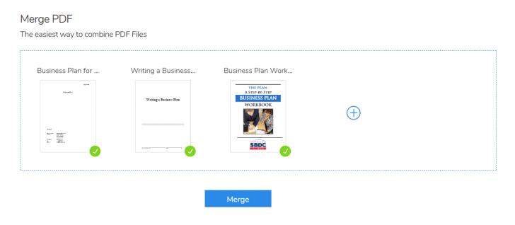 โปรแกรมแปลงไฟล์ PDF ผ่านเว็บ Hipdf