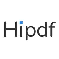 Hipdf (โปรแกรมแปลงไฟล์ PDF ผ่านเว็บ ปลอดภัย ใช้ฟรี มีเมนูภาษาไทย)