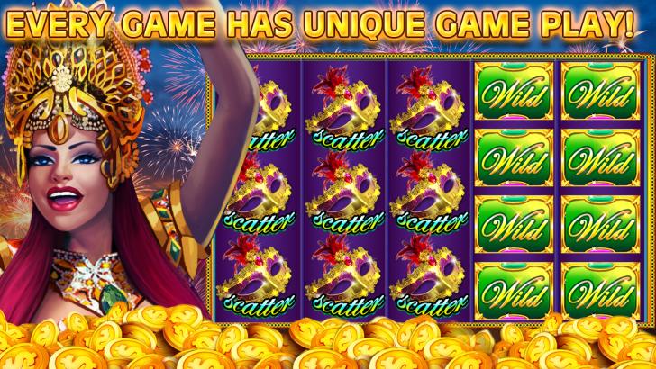 App เกมส์สล็อตแมชชีน SlotWiz