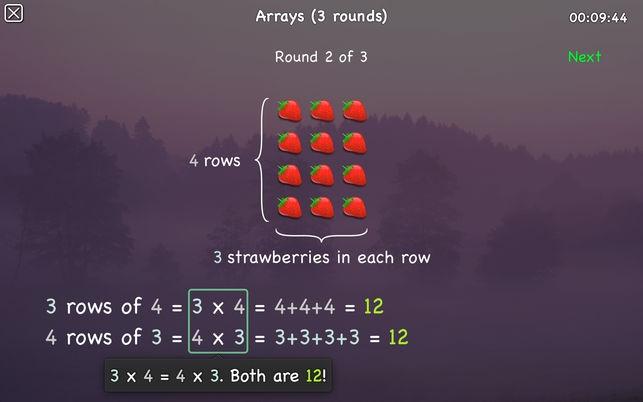 Fun Math Games (โปรแกรม Fun Math Games เกมส์คณิต ฝึกคิดให้เฉียบแหลม บน Mac) :
