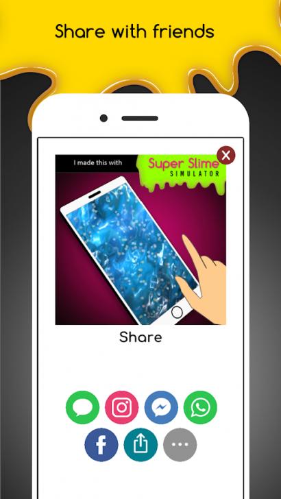 App เล่นสไลม์สนุกๆ Super Slime Simulator