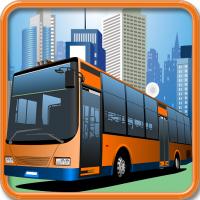 3D Bus Driver Simulator (App เกมส์จำลอง การขับรถเมล์)