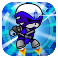 Galaxy Iron Fist (App เกมส์ตะลุยอวกาศ)