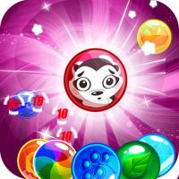 Bubble Shooter (App เกมส์ยิงลูกบอล ช่วยแร็กคูนตัวน้อย)