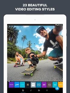 สุดยอดแอพตัดต่อวีดีโอบนมือถือ App Quik