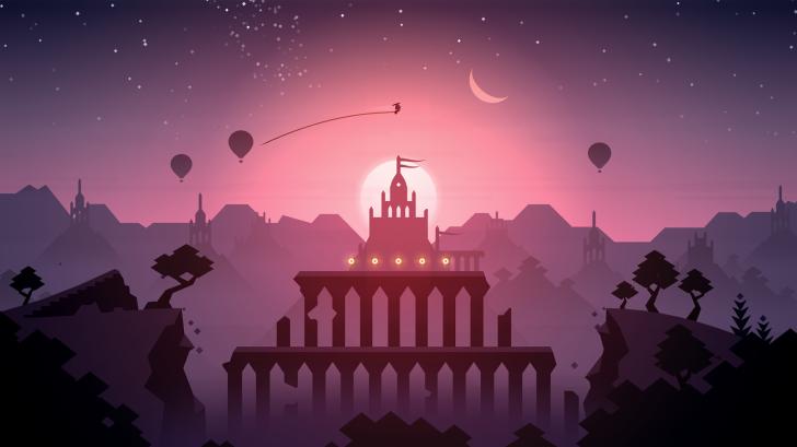 App เกมส์ผจญภัยในทะเลทราย Alto Odyssey