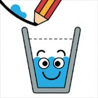 Happy Glass (App เกมส์แก้ปริศนาเติมน้ำให้เต็มแก้ว ลับสมองประลองปัญญา Happy Glass)