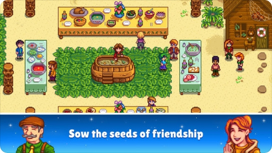 App เกมส์ปลูกผัก ทำฟาร์ม Stardew Valley