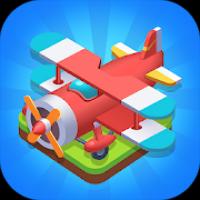 Merge Plane (App เกมส์รวมร่างเครื่องบิน สร้างสายการบินส่วนตัว Merge Plane)