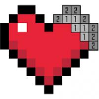 Pixel Art Book (App ระบายสีสไตล์ Pixel Art Book สร้างสรรค์ ผ่อนคลาย)