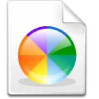 Moo0 Color Picker (โปรแกรมค้นหาโค้ดสี HTML ที่ต้องการ ใช้งานฟรี)