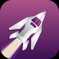 Rocket Cleaner Boost and Clean (App จัดการไฟล์ขยะ เพิ่มพื้นที่ว่างเร่งความเร็วแอนดรอยด์)