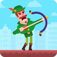 Bowmasters (App เกมส์แบทเทิลของพลธนู เล่น 2 คนในเครื่องเดียวกัน Bowmasters)