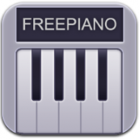 Free Piano (โปรแกรมเล่น Paino บนคอม แบบไม่ต้องติดตั้ง ฟรี)