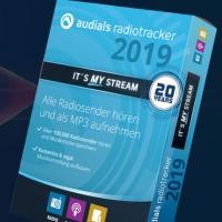 Audials Radiotracker (โปรแกรม Radiotracker อัดเสียงสตรีม วิทยุอินเทอร์เน็ต)