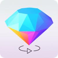 Polysphere (App เกมส์หมุนหา เหลี่ยมเรียงภาพ เล่นสนุก ฝึกสมอง Polysphere)