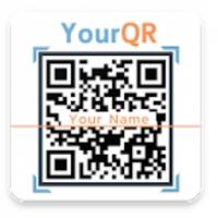 YourQR ( App สร้างนามบัตร QR Code ผ่านมือถือ ฟรี)