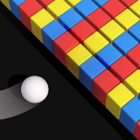 Color Bump 3D (App เกมส์ผจญภัยของลูกบอลสีขาว ฝึกสมองประลองปัญญา Color Bump 3D)