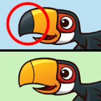 Spot it Find the Difference (App เกมส์จับผิดภาพสัตว์โลกน่ารัก Spot it)