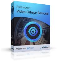 Ashampoo Video Fisheye Removal (โปรแกรมแก้ไขวีดีโอที่บิดเบี้ยวแบบอัตโนมัติ)
