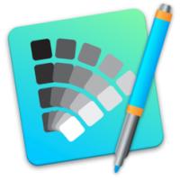 2Pixels (โปรแกรม 2Pixels สร้างงานศิลปะภาพพิกเซล บน Mac)