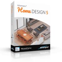 Ashampoo Home Design 5 (โปรแกรมออกแบบบ้าน คฤหาสน์ สุดอลังการ)