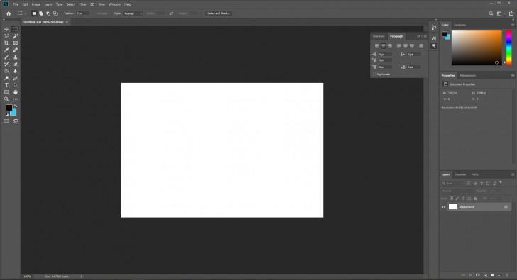 โปรแกรมแต่งรูปโฟโต้ชอป Adobe Photoshop CC