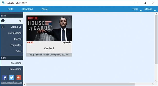 Free Netflix Download (โปรแกรมโหลดหนัง Netflix บน PC)