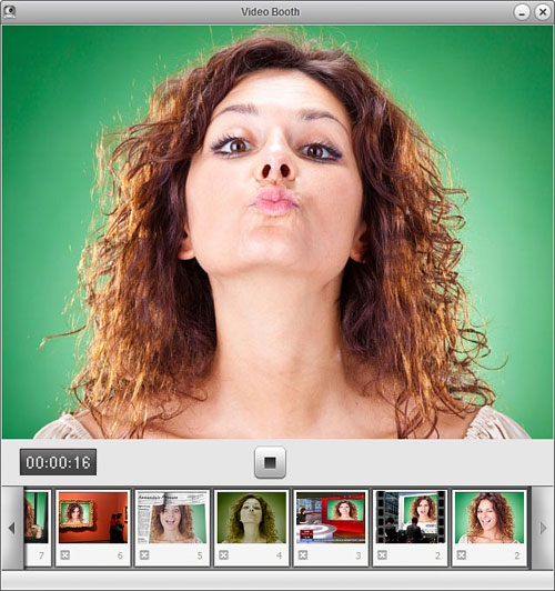 Video Booth (โปรแกรมถ่ายภาพ โปรแกรมถ่ายวิดีโอ จากกล้อง Webcam) :