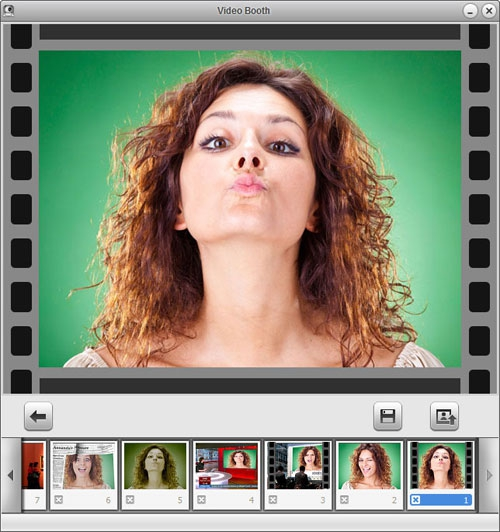 Video Booth (โปรแกรมถ่ายภาพ โปรแกรมถ่ายวีดีโอ จากกล้อง Webcam) :