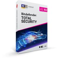 BitDefender Total Security (โปรแกรมสแกนป้องกัน ไวรัส สปายแวร์ ฟิชชิ่ง ครบวงจร )