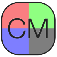 Channel Mapper (โปรแกรม Channel Mapper แยกชาแนลสี รูปภาพ RGB บน Mac)