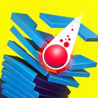 Stack Ball (App เกมส์ฝึกสมองประลองความเร็ว เด้งลูกบอลทลายวงสีในรวดเดียว Stack Ball)