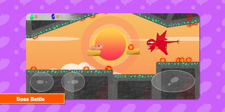 App เกมส์ผจญภัย ตะลุยด่าน Mody World
