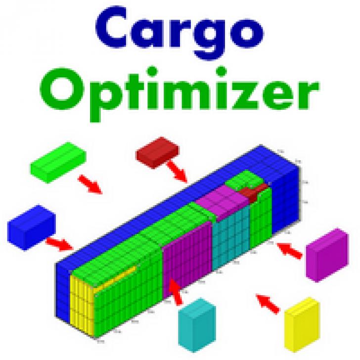 Cargo Optimizer Standard for Mac (โปรแกรม Cargo Optimizer คำนวณการจัดเรียงสินค้าแบบ 3 มิติ สำหรับ Mac)