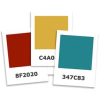 Hip Hues (โปรแกรม Hip Hues เครื่องมือสุ่มเลือกสี ค้นหาสีใหม่ๆ แบบฮิปๆ บน Mac)