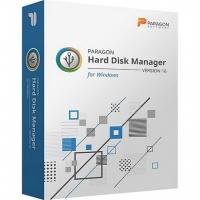 Paragon Hard Disk Manager (โปรแกรมจัดการฮาร์ดดิสก์)