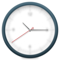 FuzzyTime (โปรแกรม FuzzyTime เปลี่ยนนาฬิกาเป็นภาษาคนอ่านได้ บน Mac)
