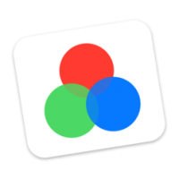 Color Converter (โปรแกรม Color Converter แปลงค่าสี Hex UI NS Color บน Mac)