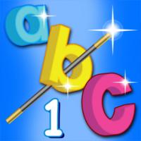 ABC MAGIC PHONICS (โปรแกรมเรียนรู้การออกเสียง อ่านอักษรด้วยภาพ สำหรับเด็ก บน Mac)