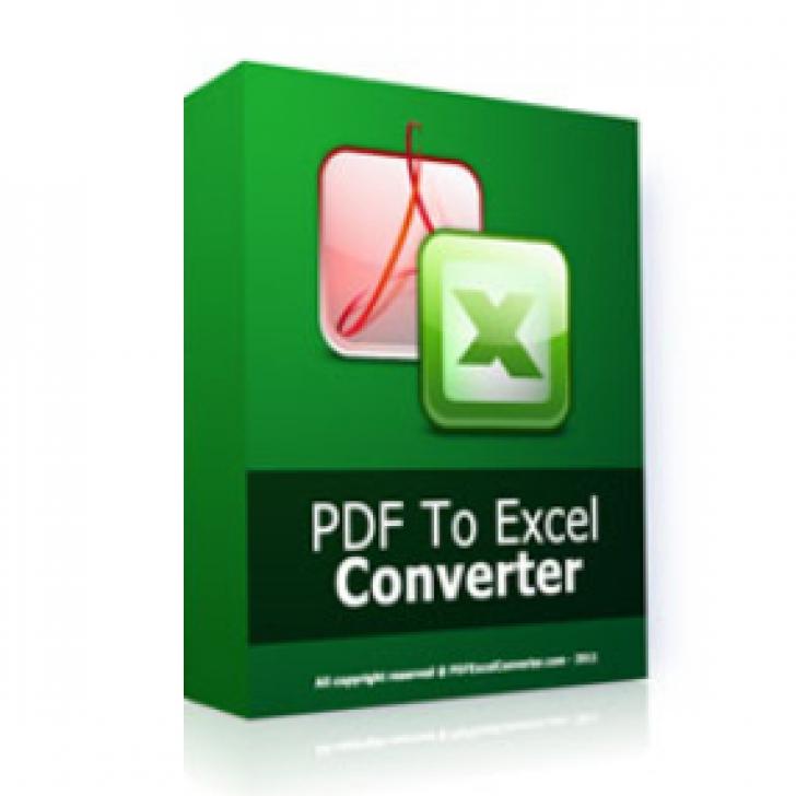 PDF To Excel Converter (โปรแกรมแปลงไฟล์ PDF เป็น Excel)