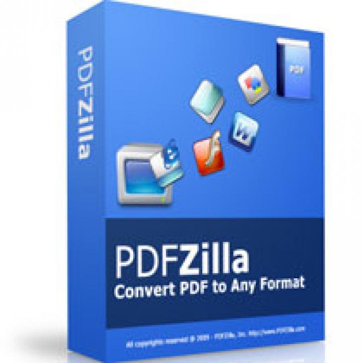PDFZilla (โปรแกรม PDFZilla แปลงไฟล์นามสกุลอื่นให้เป็น PDF)