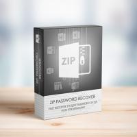 ZIP Password Recover (โปรแกรมกู้ Password ไฟล์ .zip)
