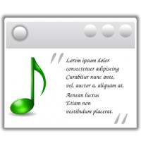 sLyrics (โปรแกรม sLyrics ดูเนื้อเพลง เซฟเนื้อเพลง ฟรี)