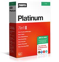 Nero Platinum (ดาวน์โหลด Nero Platinum ล่าสุด) :