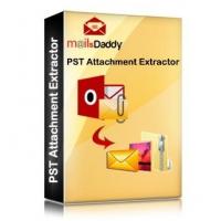 MailsDaddy PST Attachment Extractor (โปรแกรมแยกไฟล์แนบออกจาก PST)