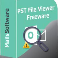 MailsSoftware PST Viewer Tool (โปรแกรมเปิดไฟล์ PST อ่านไฟล์อีเมล)