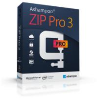 Ashampoo ZIP Pro 3 (โปรแกรม ZIP Pro บีบอัดไฟล์ เข้ารหัสไฟล์)